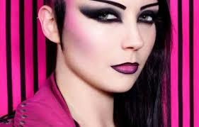 punk rock makeup inspirations makeup tutorial lauren clark 80s look how to 80s rocker hair newhairstylesformen2016