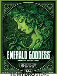 Emerald Goddess Feed Chart Details About Emerald Harvest Emerald Goddess Premium Plant Tonic Vitamin B1 Humic Acid