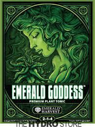 Details About Emerald Harvest Emerald Goddess Premium Plant Tonic Vitamin B1 Humic Acid