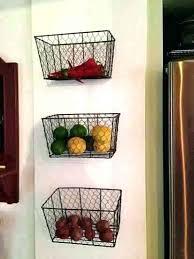 countertop fruit storage ideas kitchen fruit storage fruit storage fruit and veggie storage ideas kitchen counter