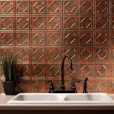Kitchen Backsplash Panel Copper Kitchen Backsplash Copper Kitchen Backsplash Home Depot