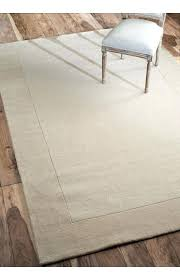 white woven rug rugs woven solid border cream rug rugs summer up to off area white woven rug