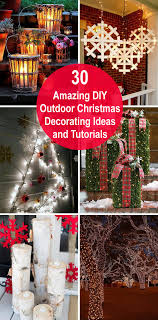 30 amazing diy outdoor decorating ideas and tutorials