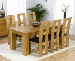stylish interesting oak dining room table and 6 chairs 67 on dining room oak dining room chairs prepare