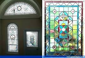 stained glass front door glass front doors leaded glass front doors stained entry reclaimed exterior victorian stained glass front door