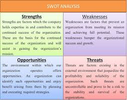 Swot Analysis Opportunities - April.onthemarch.co