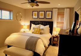 ... Elegant Bedroom Photo In Dallas With Beige Walls And Carpet: Marvelous  Master Bedroom ...