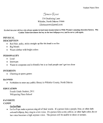 Traits For Resume personal traits for resumes Enderrealtyparkco 1