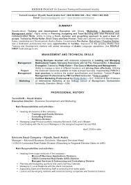 Technical Trainer Resume Technical Trainer Resume Foodcity Me