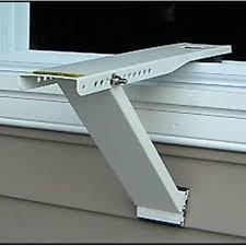 ac safe brackets universal light duty slider window air conditioner support