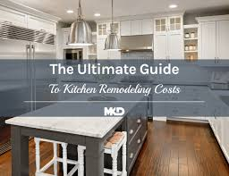 kitchen remodel really cost