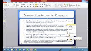Quickbooks Desktop Enterprise For Construction Contractors