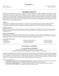Financial Resume Objective Best Of Management Analyst Resume Objective Dadajius