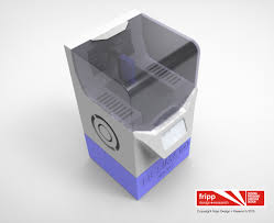 Fripp Design Fripp Design Launching Full Colour Silicone 3d Printer Tech