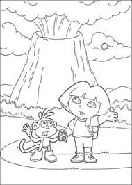 14 Best Dora Coloring Pages Images Dora Coloring Coloring Pages