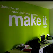 home office office wall. i love the idea of message walls maybe this is a little bright for design officesoffice designshome home office wall