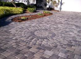 Stone Paver Designs For Walkways Paver Stone Color And Pattern Options Color Pattern Designs