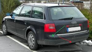 Audi A6 2000 C5, rear bumper removal help - AudiWorld Forums