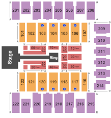 Ocean Center Seating Chart Daytona Beach Ocean Center Tickets Daytona Beach Fl