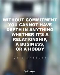 Quotes About Commitment