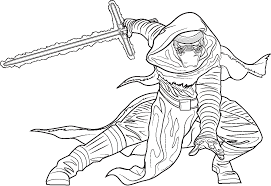 Small Picture Star Wars The Force Awakens Coloring Pages GetColoringPagescom