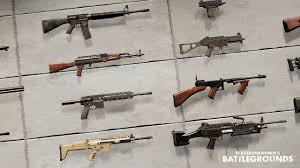 Gun Identification Chart The Most Comprehensive Pubg Mobile Weapons Guide Updated
