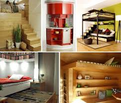 compact furniture for small apartments. Ultra-Compact Interior Designs: 14 Small-Space Solutions - WebEcoist Compact Furniture For Small Apartments M