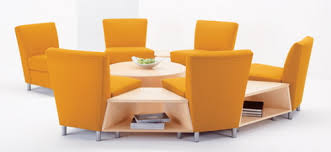 unique office furniture. Beautifully Idea Unique Office Furniture Incredible Ideas Modular With Dividers And Orange Chairs O
