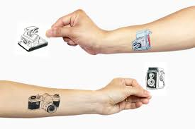 Amazing Camera Tattoo Designs Tattooshuntcom