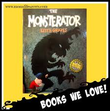 The Monsterator by Keith Graves - Mom's Lifesavers