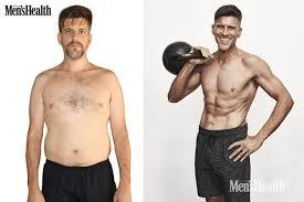 Osher Gunsberg Shows Off Huge Weightloss In Mens Health