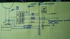 wiring diagram i did this in order to use the pwm− on the connector for the ssr since it has to be there thanks in advance