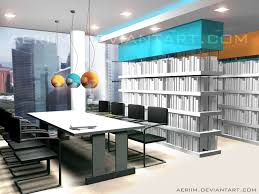 office library design. Office Design: Library By Aeriim Design I