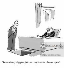 open door cartoon 1 of 5