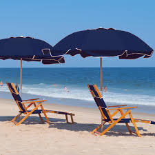 beach umbrella. Frankford Umbrella Emerald Coast Collection 7.5 Ft. Commercial Steel Beach With Ashwood Pole | Hayneedle A