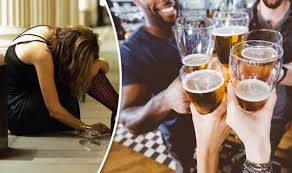 Diseases Warning Developing Risk Drinking Express Binge Baby co Boomer Killer uk
