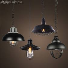 loft industrial iron cage. LFH Vintage Loft Industrial Pendant Lights Retro Metal Cage Lampshade Lamp For Living Room Dining Iron