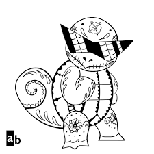 Small Picture Squirtle Squad Coloring Pages pokeman Pinterest Squad