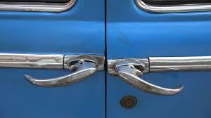 Vintage car door handle Door Trim Jalopnik The Door Handles Of Cubas Vintage Cars