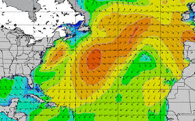 Carolinas Swell Models And Forecast Charts
