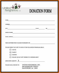 Sample Donation Form 10 Donation Form Template Pdf Instinctual Intelligence
