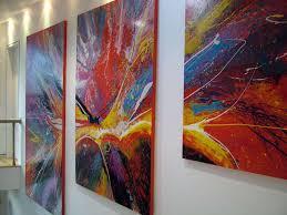 painting large commission art