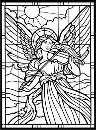 Small Picture Get This Free Printable Angel Coloring Pages for Adults 39HBY