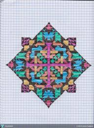 Graph Paper Drawing Touchtalent For Everything Creative