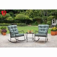 patio box fresh 3 piece bistro set furniture patio table outdoor garden yard 2 patio