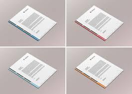 Psd Letterhead Template Letterhead By Graphicidenic GraphicRiver 22