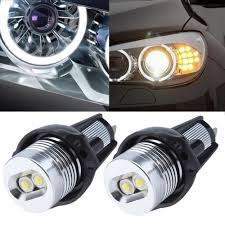 2007 Bmw 328i Halo Light Bulb Us 6 97 25 Off 2pcs Xenon Led Angel Eyes Light Bulb No Error White For Bmw E90 E91 3 Series 325i 328i 325xi 328xi 330i 06 08 Hot Drop Shipping In