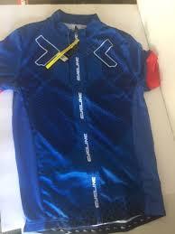 men s crivit cycling jersey shirt short sleeve size m