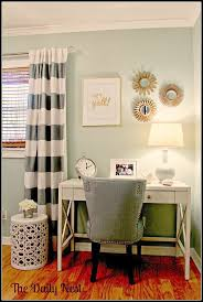 bedroom office combo pinterest feng. Great Bedroom Office Combo Ideas Feature Friday: The Daily Nest . Pinterest Feng L