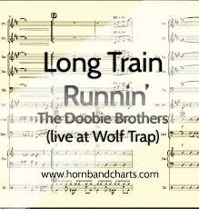 Live Train Chart Long Train Runnin Live At Wolf Trap Horn Chart The Doobie
